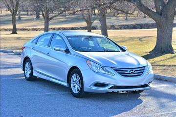 2014 Hyundai Sonata for sale at UNISELL AUTO in Omaha NE