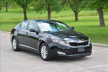 2012 Kia Optima for sale at UNISELL AUTO in Omaha NE
