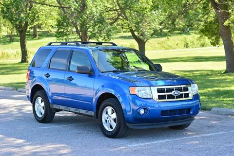 2011 Ford Escape for sale at UNISELL AUTO in Omaha NE