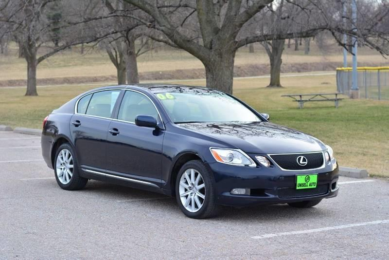 2006 Lexus GS 300 For Sale At UNISELL AUTO In Omaha NE