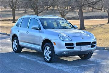 2005 Porsche Cayenne for sale at UNISELL AUTO in Omaha NE