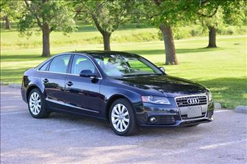 2011 Audi A4 for sale at UNISELL AUTO in Omaha NE