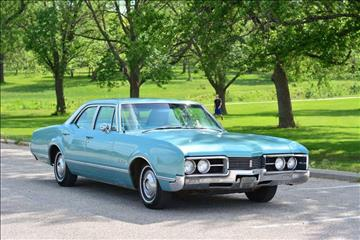 1967 Oldsmobile Delta Eighty-Eight for sale at UNISELL AUTO in Omaha NE