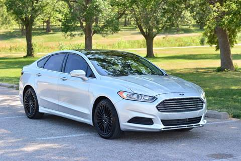2015 Ford Fusion for sale in Omaha, NE