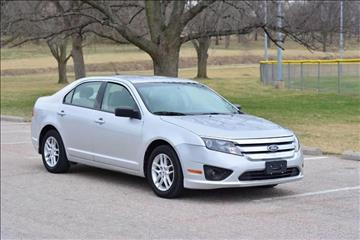 2011 Ford Fusion for sale at UNISELL AUTO in Omaha NE