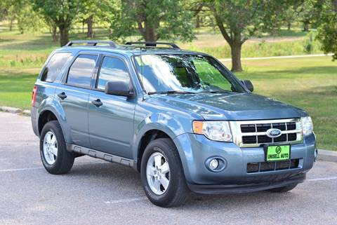 2010 Ford Escape for sale at UNISELL AUTO in Omaha NE