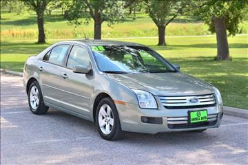 2008 Ford Fusion for sale at UNISELL AUTO in Omaha NE