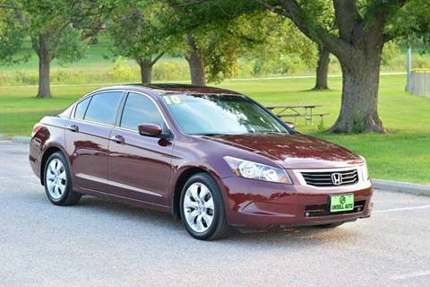 2010 Honda Accord for sale at UNISELL AUTO in Omaha NE
