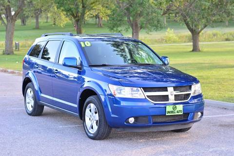 2010 Dodge Journey for sale at UNISELL AUTO in Omaha NE