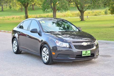 2014 Chevrolet Cruze for sale at UNISELL AUTO in Omaha NE
