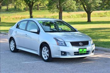 2011 Nissan Sentra for sale at UNISELL AUTO in Omaha NE