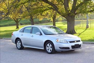 2011 Chevrolet Impala for sale at UNISELL AUTO in Omaha NE
