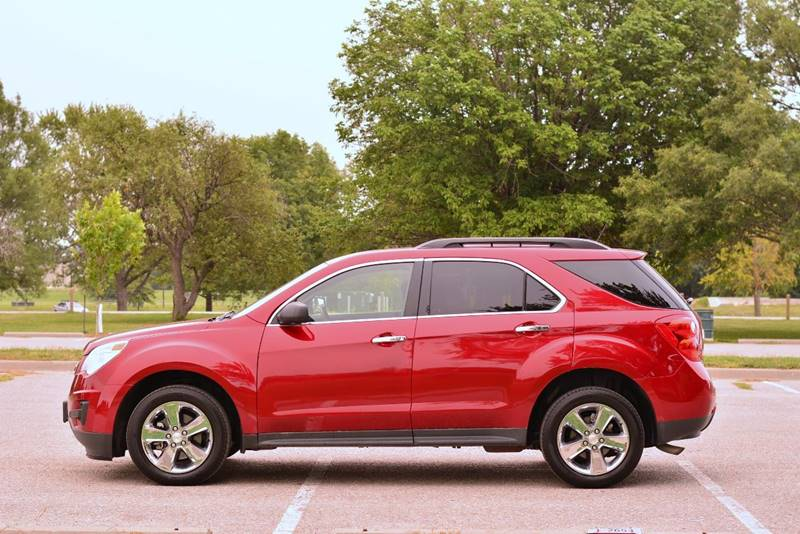 2015 Chevrolet Equinox for sale at UNISELL AUTO in Omaha NE