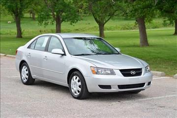 2008 Hyundai Sonata for sale at UNISELL AUTO in Omaha NE