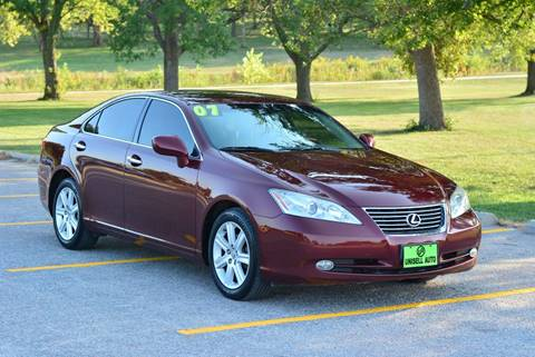 2007 Lexus ES 350 for sale at UNISELL AUTO in Omaha NE