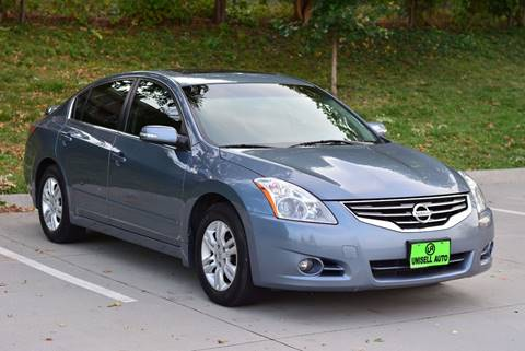 2012 Nissan Altima for sale in Omaha, NE