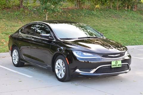 2016 Chrysler 200 for sale at UNISELL AUTO in Omaha NE