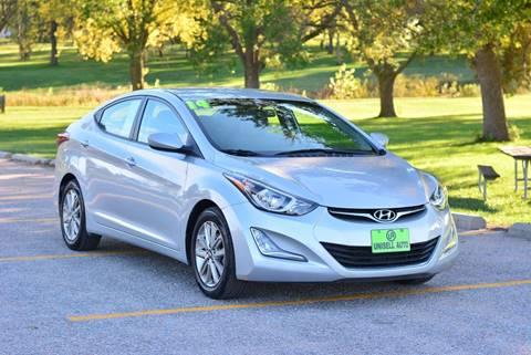 2014 Hyundai Elantra for sale in Omaha, NE