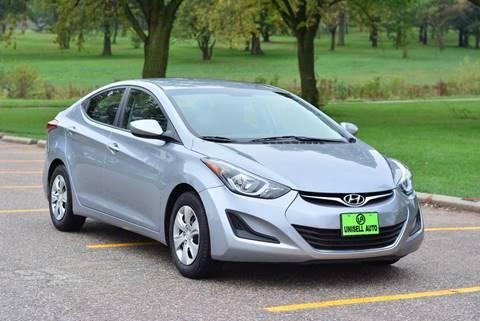 2016 Hyundai Elantra for sale in Omaha, NE