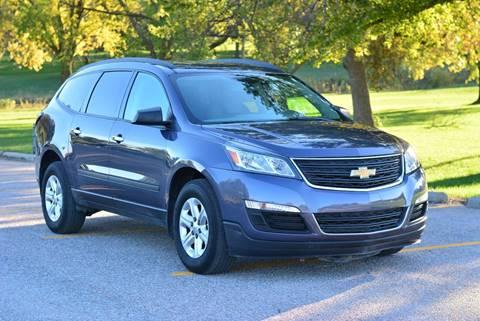 2014 Chevrolet Traverse for sale in Omaha, NE