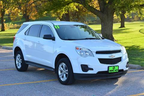 2011 Chevrolet Equinox for sale in Omaha, NE