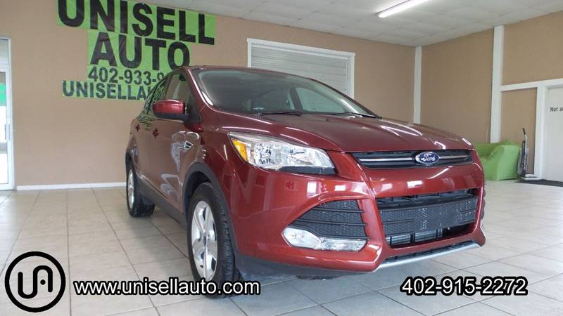 Ford Escape SE In Omaha NE UNISELL AUTO - Ford omaha