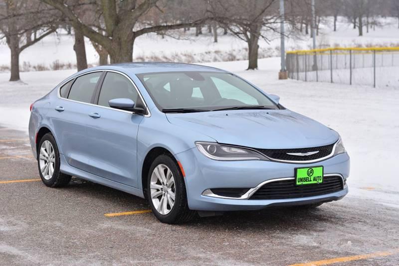 2015 Chrysler 200 For Sale >> 2015 Chrysler 200 Limited In Omaha Ne Unisell Auto