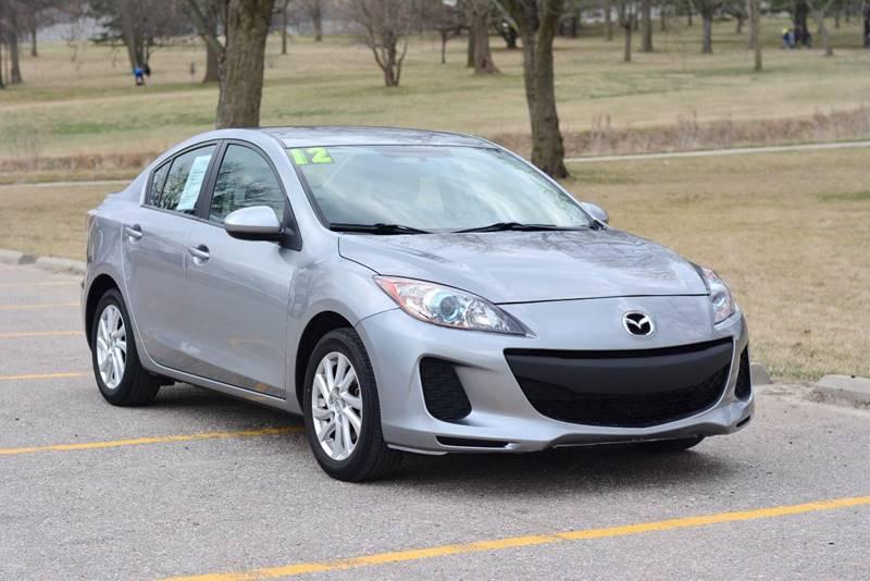 2012 Mazda MAZDA3 i Touring In Omaha NE - UNISELL AUTO