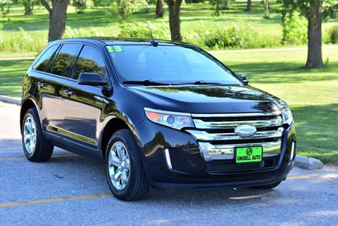 Ford Edge For Sale In Omaha Ne