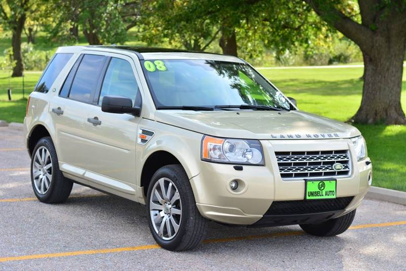 2008 Land Rover Lr2 Hse In Omaha Ne Unisell Auto