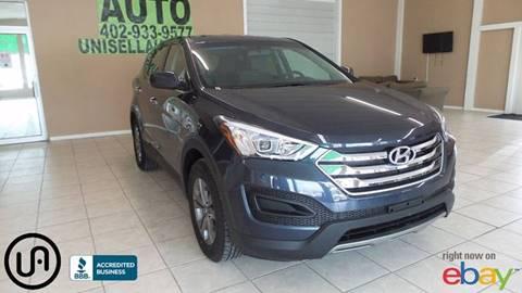 2015 Hyundai Santa Fe Sport for sale at UNISELL AUTO in Omaha NE
