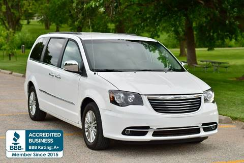 Minivan For Sale >> 2015 Chrysler Town And Country For Sale In Omaha Ne