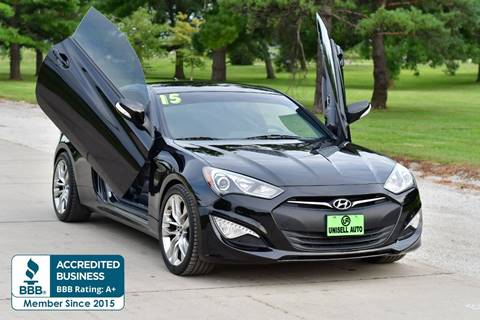 Hyundai Genesis Coupe For Sale >> Hyundai Genesis Coupe For Sale In Omaha Ne Unisell Auto
