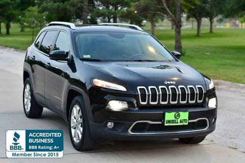 2015 Jeep Cherokee for sale in Omaha, NE