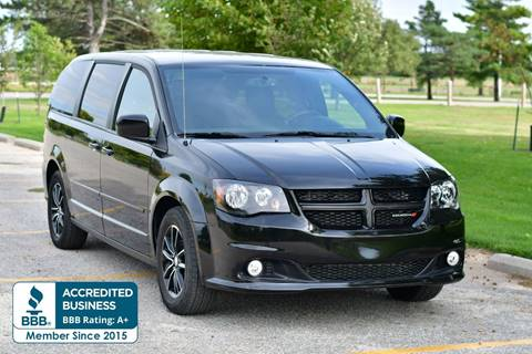 2016 Dodge Grand Caravan for sale in Omaha, NE