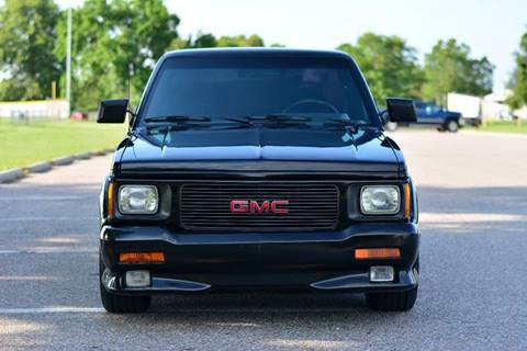 1991 GMC Syclone for sale at UNISELL AUTO in Omaha NE
