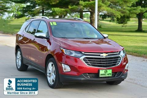 2018 Chevrolet Equinox for sale in Omaha, NE