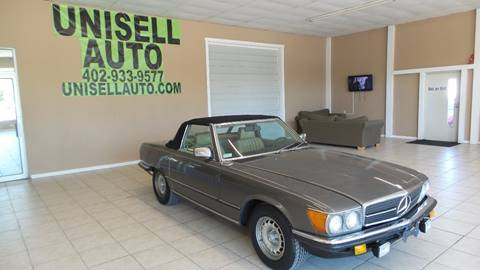 1983 Mercedes-Benz 280-Class for sale at UNISELL AUTO in Omaha NE