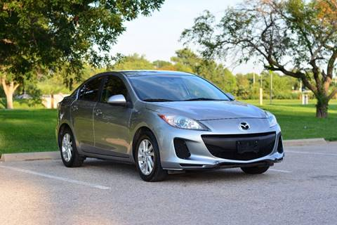 2012 Mazda MAZDA3 for sale at UNISELL AUTO in Omaha NE