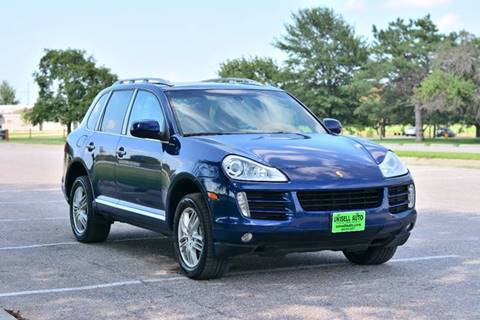 2010 Porsche Cayenne for sale at UNISELL AUTO in Omaha NE