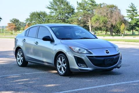 2011 Mazda MAZDA3 for sale at UNISELL AUTO in Omaha NE
