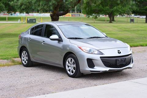 2013 Mazda MAZDA3 for sale at UNISELL AUTO in Omaha NE