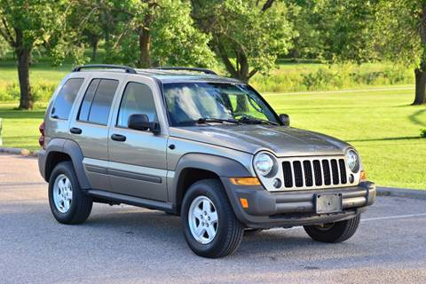 2007 Jeep Liberty for sale at UNISELL AUTO in Omaha NE