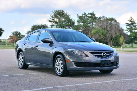 2011 Mazda MAZDA6 for sale at UNISELL AUTO in Omaha NE