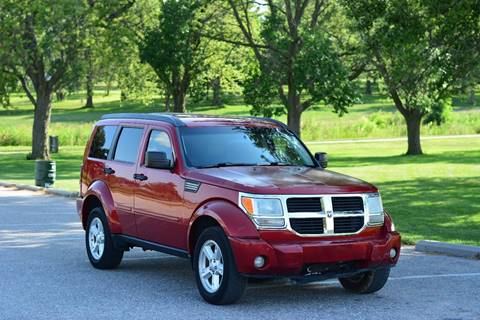 2008 Dodge Nitro for sale at UNISELL AUTO in Omaha NE