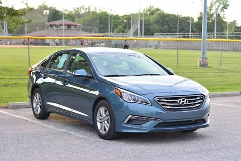 2015 Hyundai Sonata for sale at UNISELL AUTO in Omaha NE