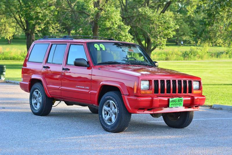 1999 jeep cherokee classic in omaha ne unisell auto. Black Bedroom Furniture Sets. Home Design Ideas