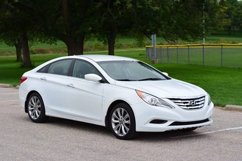 2012 Hyundai Sonata for sale at UNISELL AUTO in Omaha NE