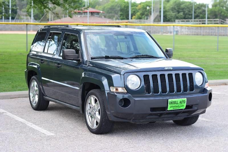 2007 Jeep Patriot For Sale At UNISELL AUTO In Omaha NE