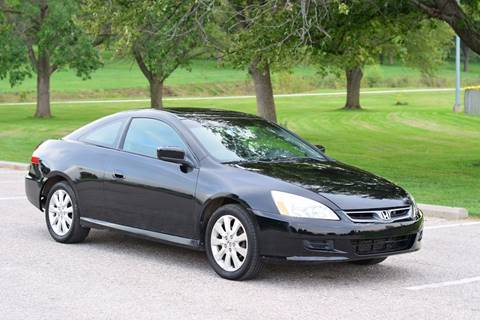 2007 Honda Accord for sale at UNISELL AUTO in Omaha NE